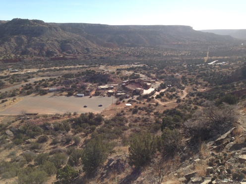 Texas attempt at Red Rocks