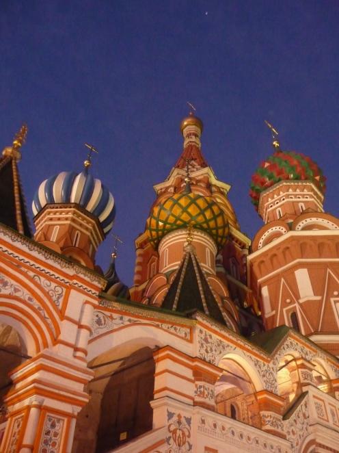 St Basil's Domes